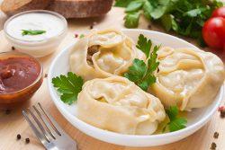 Mongólia ételei - Bóc