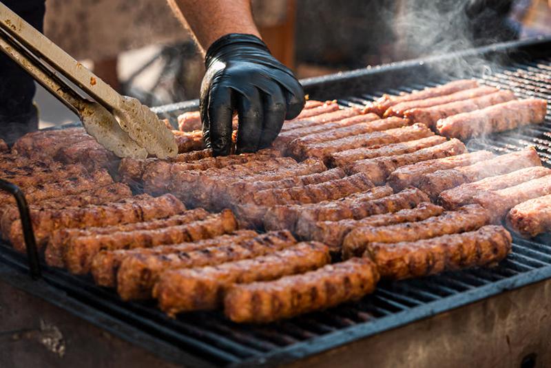 román húsos étel